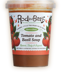 ROD AND BEN'S SOUPS