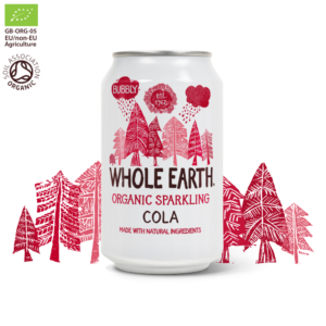 WHOLE EARTH ORGANIC DRINKS